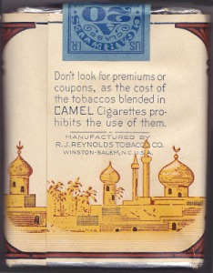 Camel pack